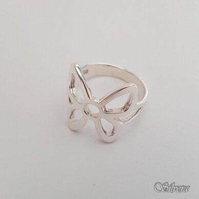 Sidabrinis žiedas Z190; 18,5 mm 2