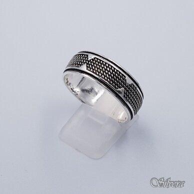 Sidabrinis žiedas Z196; 16,5 mm
