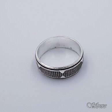 Sidabrinis žiedas Z196; 16,5 mm 2
