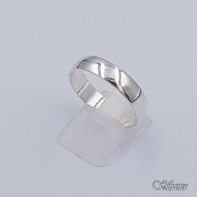 Sidabrinis žiedas Z200; 20 mm