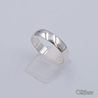 Sidabrinis žiedas Z200; 20,5 mm