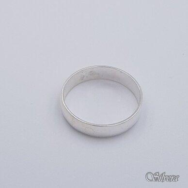 Sidabrinis žiedas Z200; 20,5 mm 2