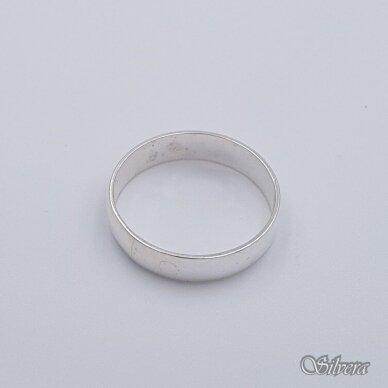 Sidabrinis žiedas Z200; 21 mm 2