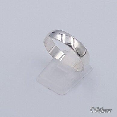 Sidabrinis žiedas Z200; 21,5 mm
