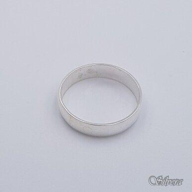 Sidabrinis žiedas Z200; 22 mm 2
