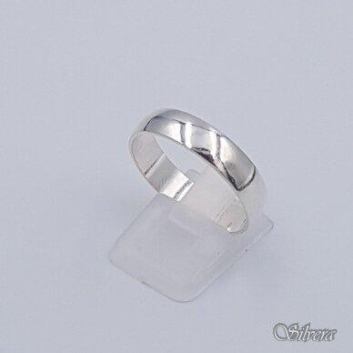 Sidabrinis žiedas Z200; 22,5 mm