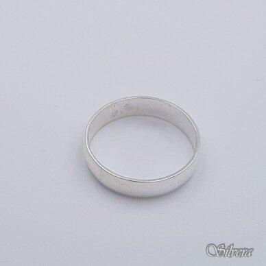 Sidabrinis žiedas Z200; 24 mm 2