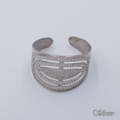 Sidabrinis žiedas Z237; 19,5 mm 2
