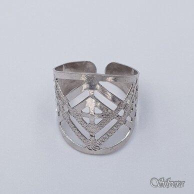 Sidabrinis žiedas Z239; 17,5 mm 2