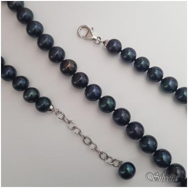 Vėrinys iš perlų FARB1095; 45-48 cm