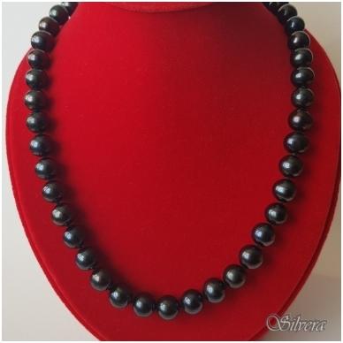 Vėrinys iš perlų FARB975; 45-48 cm 2