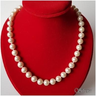 Vėrinys iš perlų FARW585-M; 50-54 cm 2