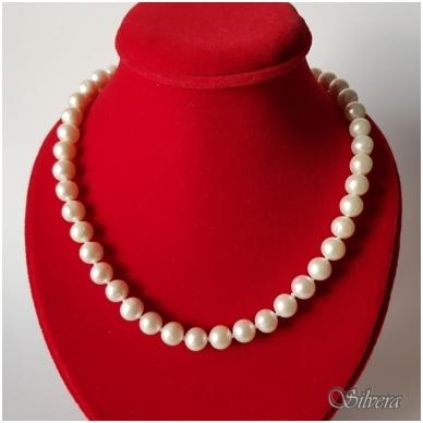 Vėrinys iš perlų FARW685; 45-49 cm 2