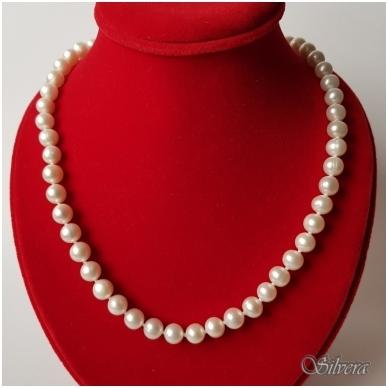 Vėrinys iš perlų FORW475; 45-49 cm 2
